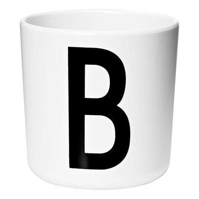 Design Letters Tasse aus Melamin - B-listing