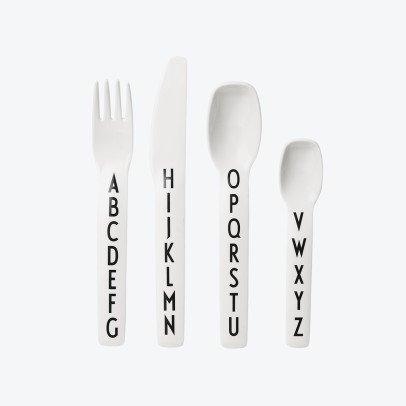 Design Letters Melamine Cutlery-listing