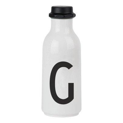 Design Letters Botella de plástico - G-listing