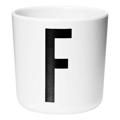 Design Letters Mug en mélamine - F-product