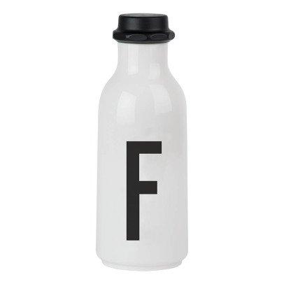 Design Letters Plastic Bottle - F-listing