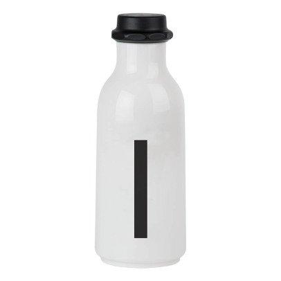 Design Letters Plastikflasche - I-listing