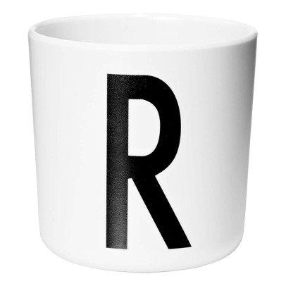 Design Letters Tasse aus Melamin - R-listing
