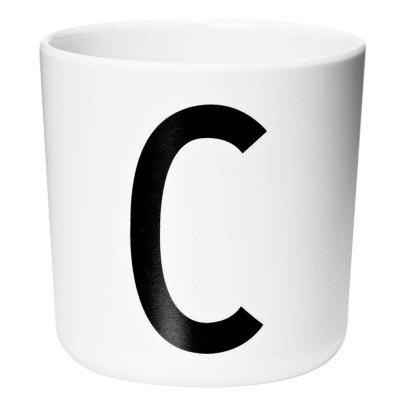 Design Letters Tasse aus Melamin - C-listing