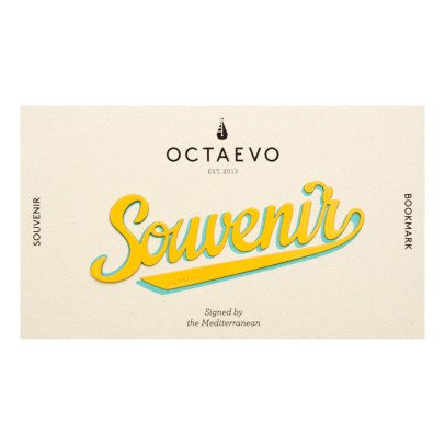 Octaevo Marque-pages Souvenir-listing
