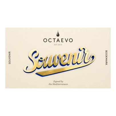 Octaevo Marque-pages Souvenir-listing