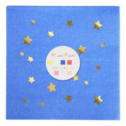 Meri Meri Papierservietten Jazzy Star -listing