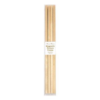 Meri Meri bastoncino in legno rifinitura per poster-listing