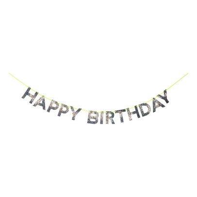 Meri Meri Happy Birthday Banner-listing