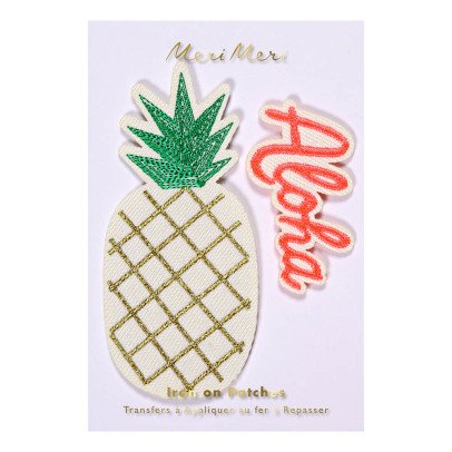 Meri Meri Pineapple Patches-listing