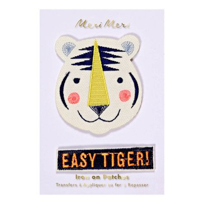 Meri Meri Tiger Patches-listing