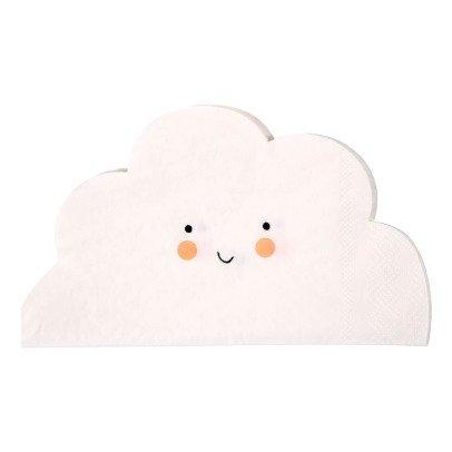Meri Meri Cloud Paper Napkins-listing