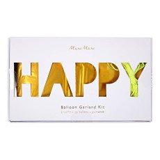 Meri Meri Guirnalda Happy Birthday globos-listing