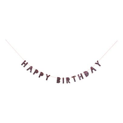 Meri Meri Mini Guirnalda Happy Birthday-listing
