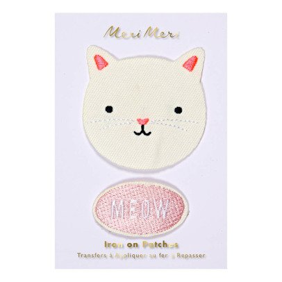 Meri Meri Cat Patches-listing