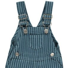 Louis Louise Tennis Striped Dungarees-listing