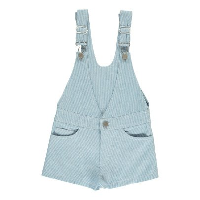 Atelier Barn Emilie Striped Dungarees-listing
