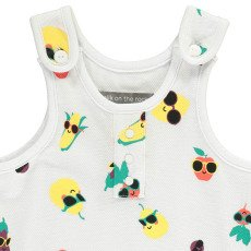 Milk on the Rocks Janis Vitamin C Playsuit-listing