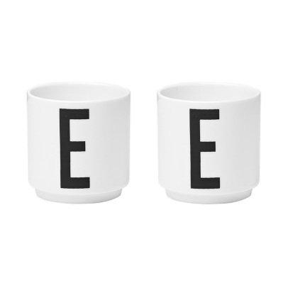 Design Letters Egg Cups - Set of 2-listing