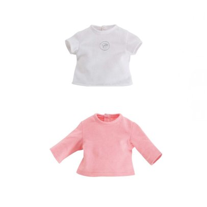 Corolle Ma Corolle - Rose T-Shirt Outfit-listing