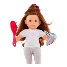 Corolle Ma Corolle - Pink Hair Styling Kit-product