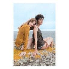 Soeur Varenne Lurex Knit Vest Top-listing