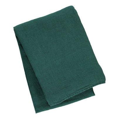 Linge Particulier Honeycomb Linen Large Blanket-listing