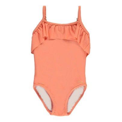 Chloé 1 Piece Ruffle Swimsuit-listing