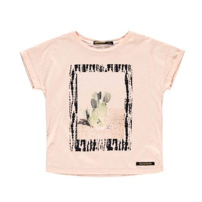 Finger in the nose T-shirt Cactus -listing