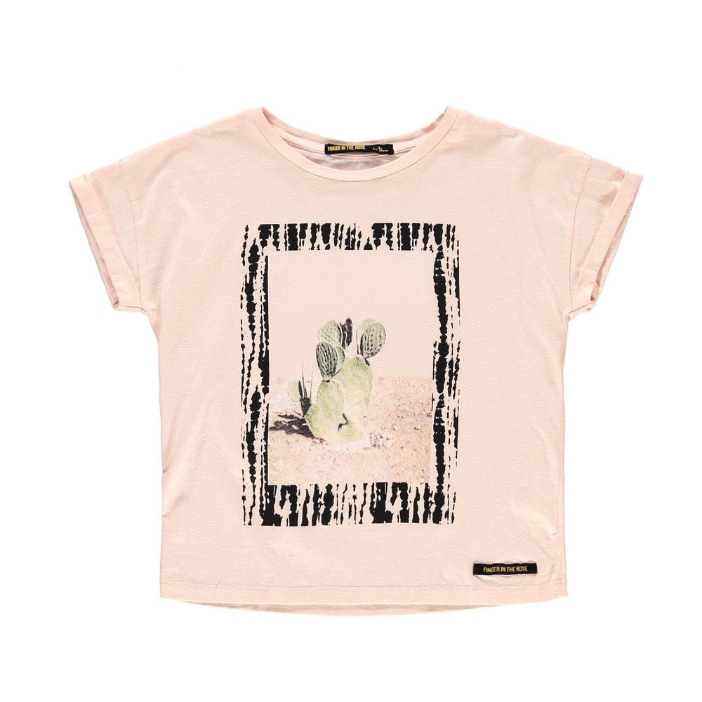Finger in the nose New Britney Cactus T-Shirt-product