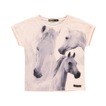 Finger in the nose T-shirt Chevaux New Britney-listing