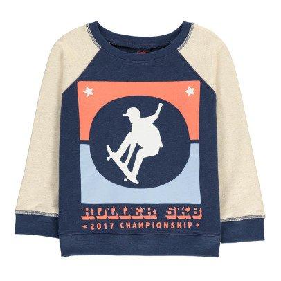 """Bonton Suéter """"Roller Sk8""""-listing"""