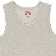 Bonton Linen Vest Top-product