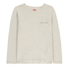 product-Bonton Linen T-Shirt with Pocket