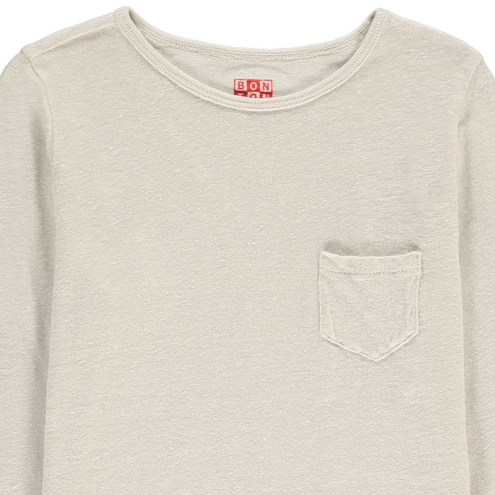 Camiseta Lino Bolsillo-product