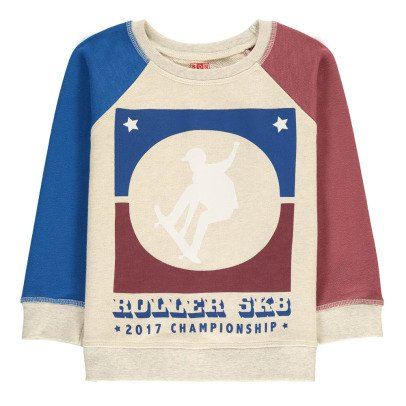"Bonton ""Roller Sk8"" Sweatshirt-product"