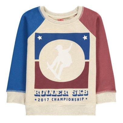 "Bonton Sweatshirt ""Roller Sk8""-listing"