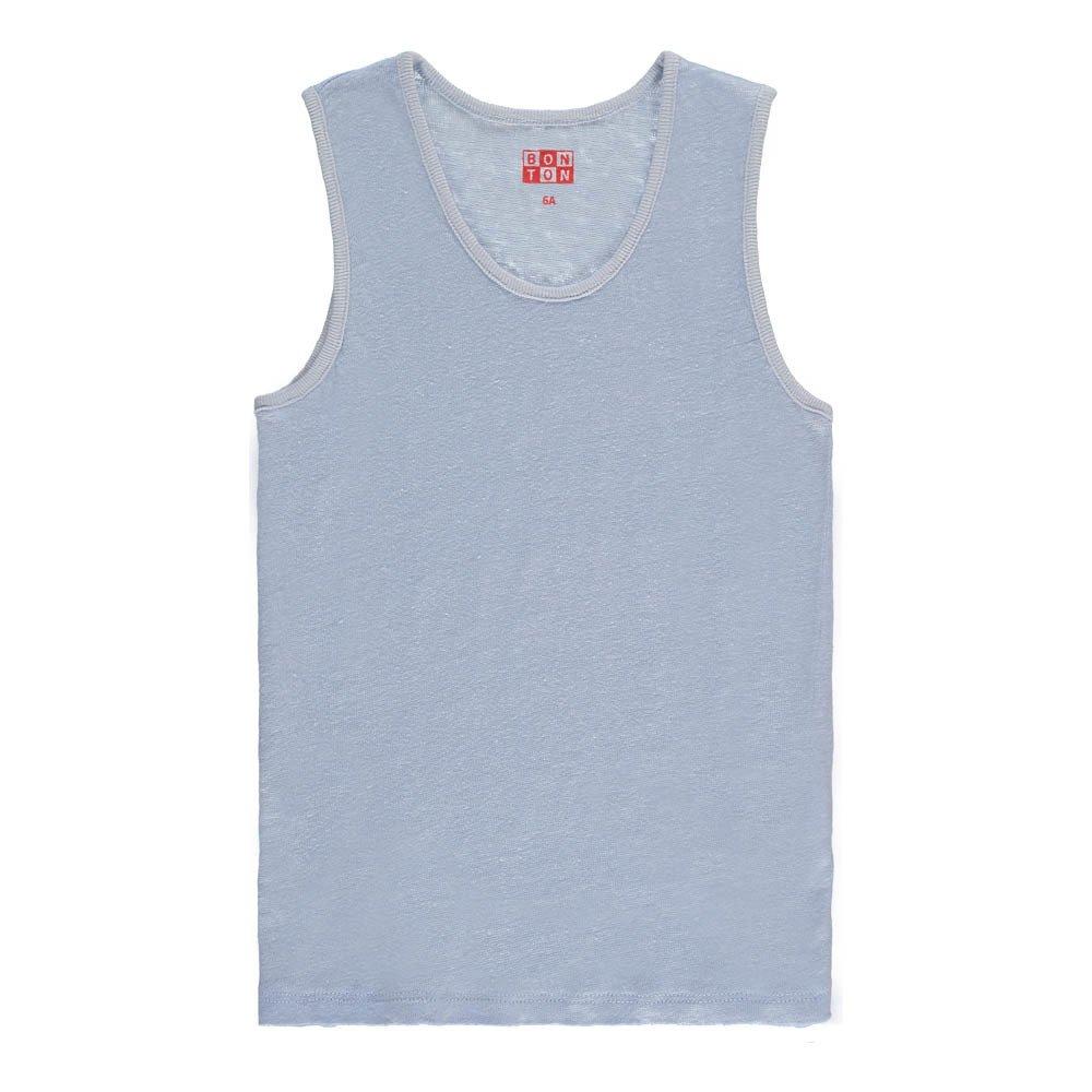Linen Vest Top-product