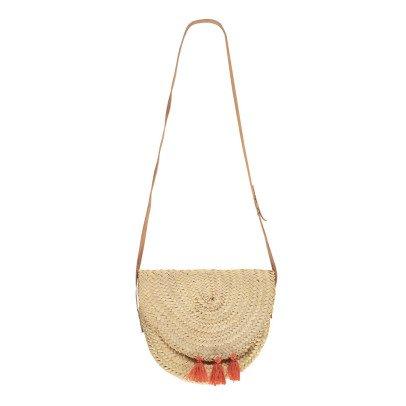 Bonton Pompom Bucket Bag-product