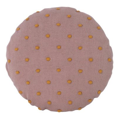 Ferm Living Popcorn Polka Dot Round Cushion-product