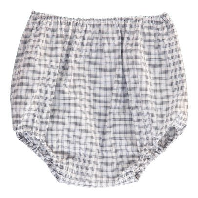 Bonton Idole Checked Bloomers-listing