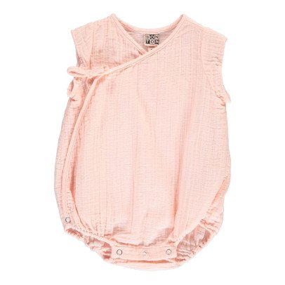 Bonton Igloo Wrap Romper-product