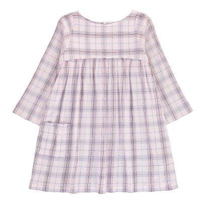 Bonton Index Checked Dress-product
