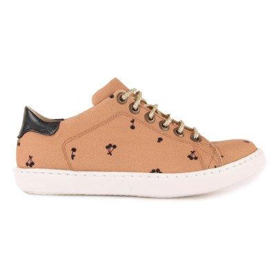 Emile et Ida Sneakers Ciliegie Lacci-listing