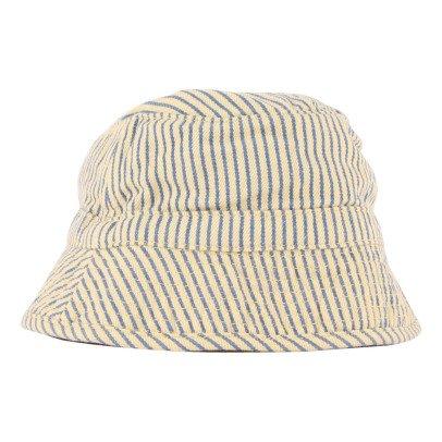 Bonton Ascot Striped Bucket Hat-listing