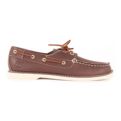 Timberland Seabury Leather Boat Shoes-listing