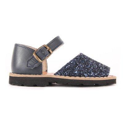 Minorquines Frailera Glitter Sandals-listing