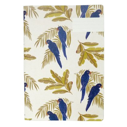 Season Paper Collection Parrot Notebook-listing