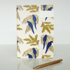 Season Paper Collection Carnet Perroquets-product