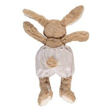 Bonton Bunny Soft Toy with Checked Bloomers-product